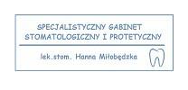 Gabinet Stomatologiczny lek. stom. HANNA MIŁOBĘDZKA