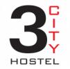Logo 3 City Hostel