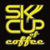 SKI CUP of coffee