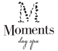 Logo Moments Day Spa