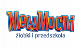 Logo Niepubliczne Przedszkole i Żłobek MegaMocni
