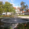 Fontanna w Parku Południowym