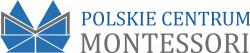 Logo Polskie Centrum Montessori