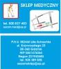 Sklep medyczny, ortopedyczny
