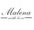 Logo Salon Sukien Ślubnych Malena