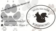Logo Hotel dla psów Borderkowo