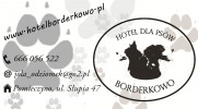 Hotel dla psów Borderkowo