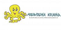 Logo Niepubliczne Przedszkole Podwodna Kraina