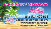 Holiday Parking Gdańsk