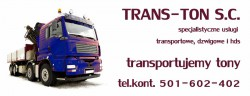 TRANS-TON S.C.