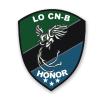 Logo I Liceum Ogólnokształcące CN-B Feniks o profilu wojskowym