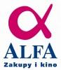 Logo Centrum Handlowe Alfa Centrum