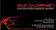 EURO-JAPAN S.C. Serwis samochodów europejskich i japońskich