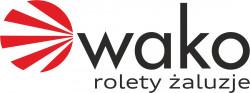 Logo WAKO rolety żaluzje