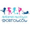 Logo Akademia Młodych Sportowców