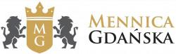 Logo Mennica Gdańska