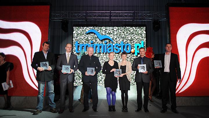 Laureaci plebiscytu Skrzydła Trójmiasta 2010